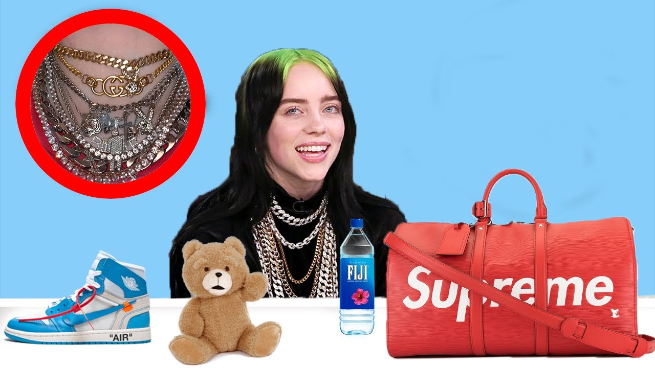 7 Things Billie Eilish Can't Live Without