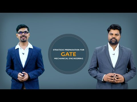 GATE Preparation Strategy for Mechanical Engineering