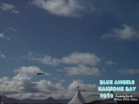 Blue Angels (Kaneohe bay Airshow Hawaii 9.25.2010) (HQ) Pras