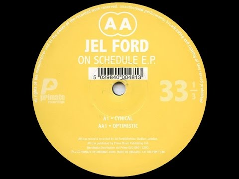 Jel Ford - Cynical