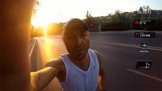42.2Km'lik Vodafone İstanbul Maraton'una Nasıl hazırlanıyorum? Örnek bir yokuş antrenmanı.