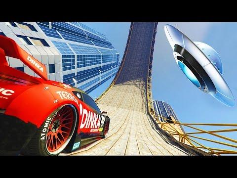 NEW GTA 5 ONLINE MODDED RACES w/ My Crew (GTA 5 Mods)