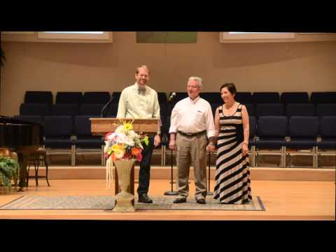 Iranian Baptist Church  - Las Vegas - Commissioning