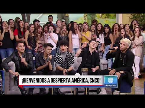 What does CNCO miss more when they're on tour?