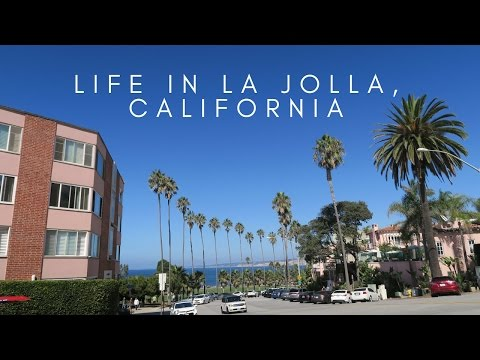 Life In La Jolla California San Diego Living Montage Youtube