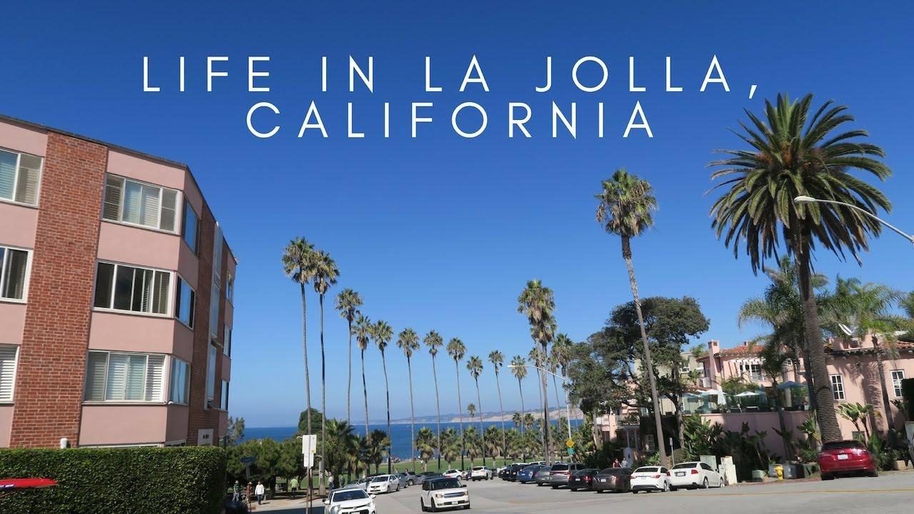 Life in La Jolla, California  San Diego Living Montage ...