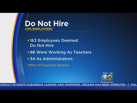 Barred From Working At CPS, 163 Former Staffers Find Jobs At Charter, Contract Schools
