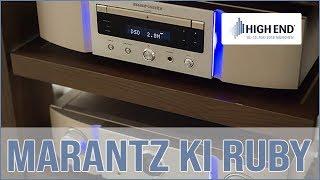 Marantz KI Ruby Serie (SA-KI & PM-KI Ruby)