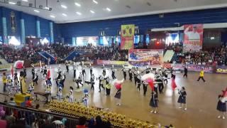 Marching Band Gita Persada Mulawarman (MBGPM) SMAN 1 Tenggarong - BOMBC 2015