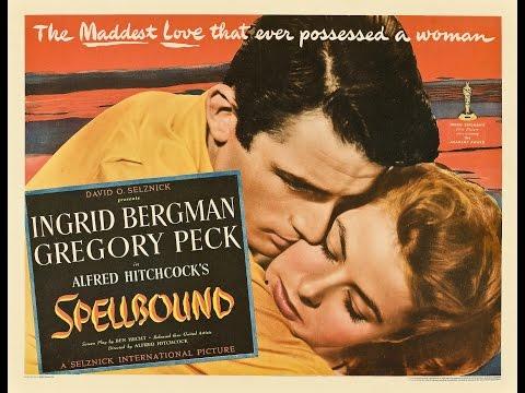 Recuerda (Spellbound) 1945 de Alfred Hitchcock - Película completa subtitulada en español