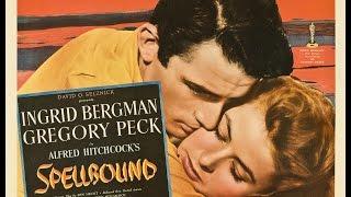 Recuerda (Spellbound) de Alfred Hitchcock (1945) - Película completa subtitulada en español