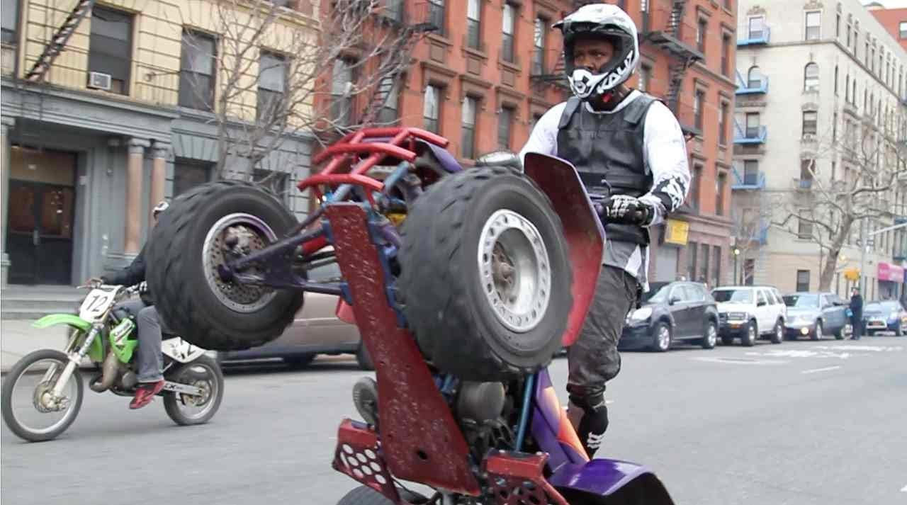 Asap Ty Y X Kali Protective Bike Life Ep 1 Blowhiphoptv Com
