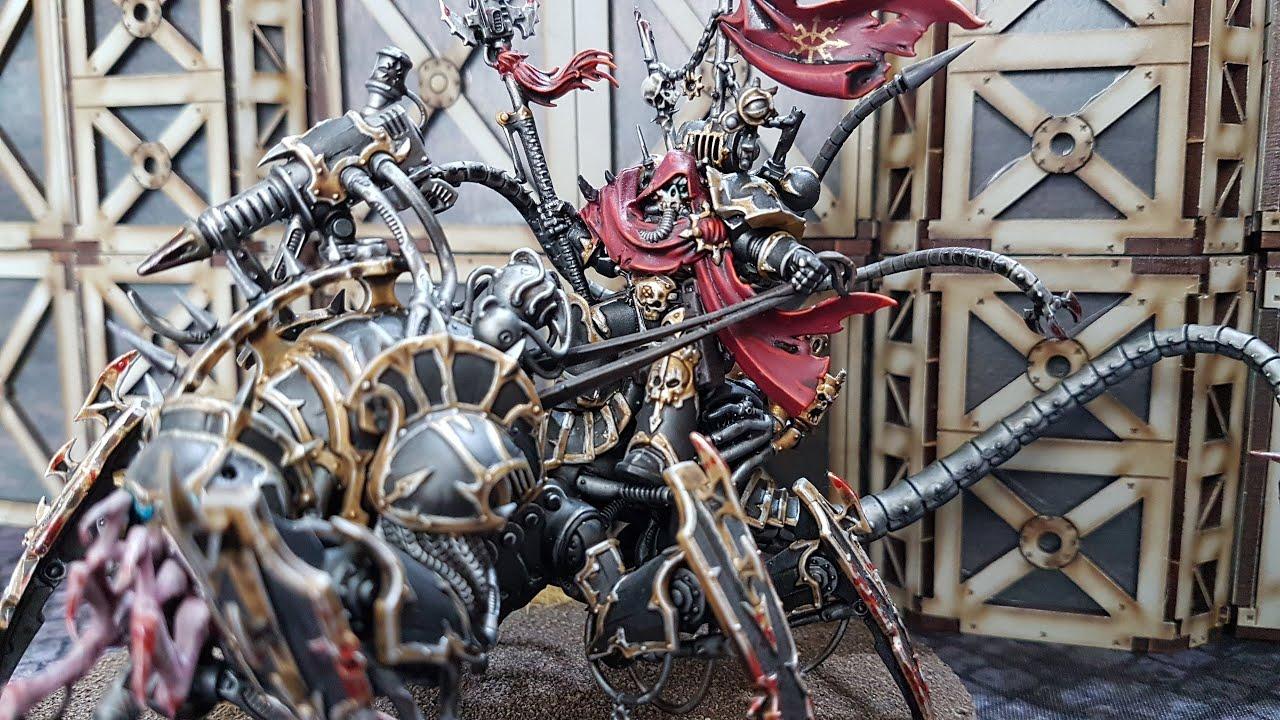 World Eaters vs Adeptus Mechanicus, 9th editon Warhammer 40k battle report