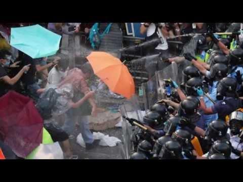 Joshua Wong, Face of Hong Kong's Pro-Democracy Movement