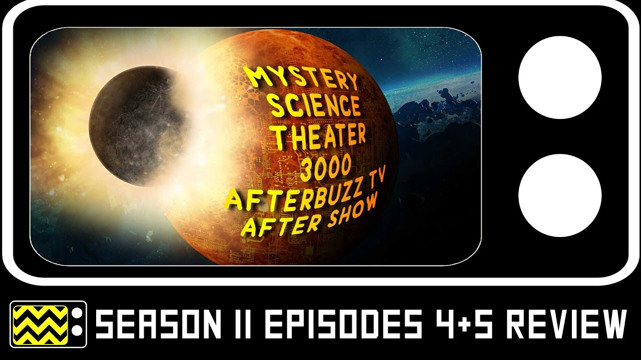 Download Mystery Science Theatre 3000 Season 1 Episodes 4 & 5 Review & After Show   AfterBuzz TV