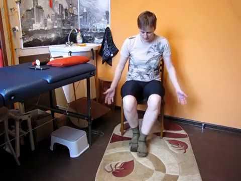 Разработка коленного сустава после снятия гипса видео лфк у детей с болезнями суставов