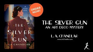 The Silver Gun Book Trailer