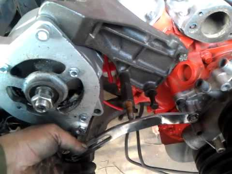 1964 ford galaxie alternator conversion - YouTube  Ford Wiring Diagram on ford 292 fuel pump, ford 292 transmission, ford 292 air cleaner, ford 292 engine, ford 292 power steering,
