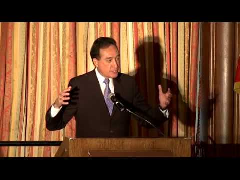September, 8th - Luncheon Series - Keynote remarks from Henry Cisneros