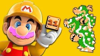 GLORIOUS VICTORY!! | Mario Maker #21