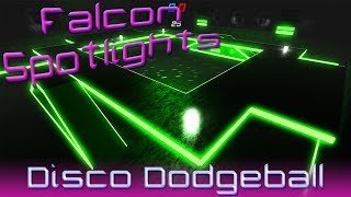 Falcon Spotlights: Robot Roller-Derby Disco Dodgeball [Beta Gameplay] (PC)
