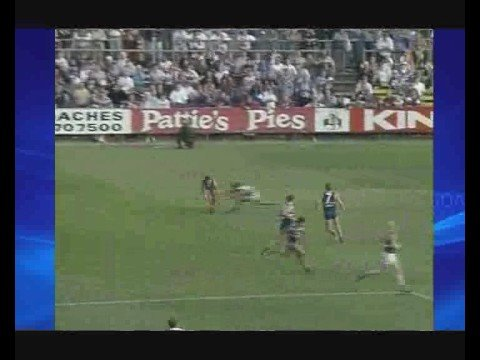Greatest AFL goals of all time-Long Bombs