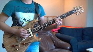 Opeth - Ghost of Perdition - Guitar Cover