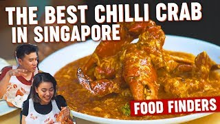 The Best Chilli Crab in Singapore: Food Finders EP3