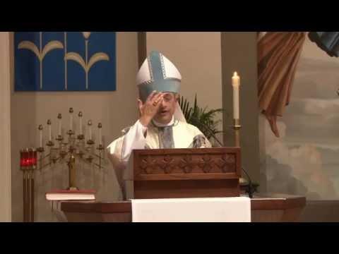 St. Marys Catholic Church, Auburn, New York, Assumption Mass