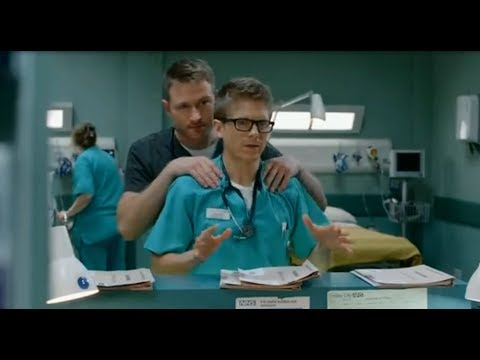 Casualty   Series 30 Episode 37 - Cal And Ethan Scenes