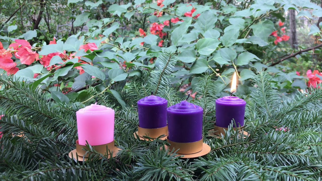 Walking the Way of ReconciliationThursday - First Week of Advent