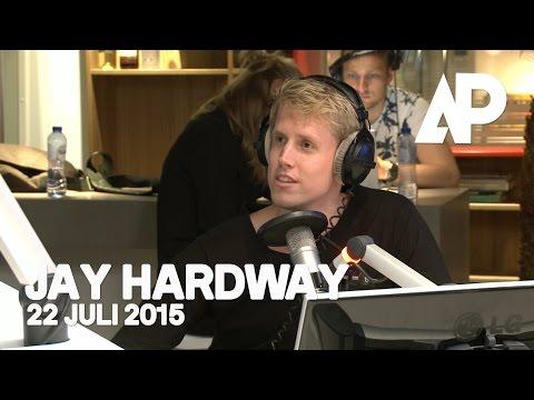De Avondploeg – Jay Hardway: 'Vanuit m'n Volvo uit 1996 naar de privéjet!'