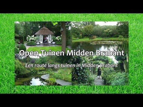 Open Tuinen Midden Brabant 2016 - Langstraat TV