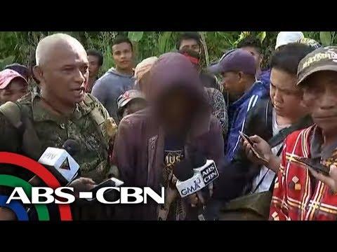 Lugar na pinaglibingan sa 3 'dinukot ng mga rebelde' natagpuan | TV Patrol
