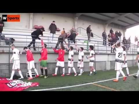 🎥 #Futebol AFL ⚽ Sintra Football 3 - 1 Pêro Pinheiro