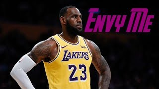 LeBron James Mix Envy Me