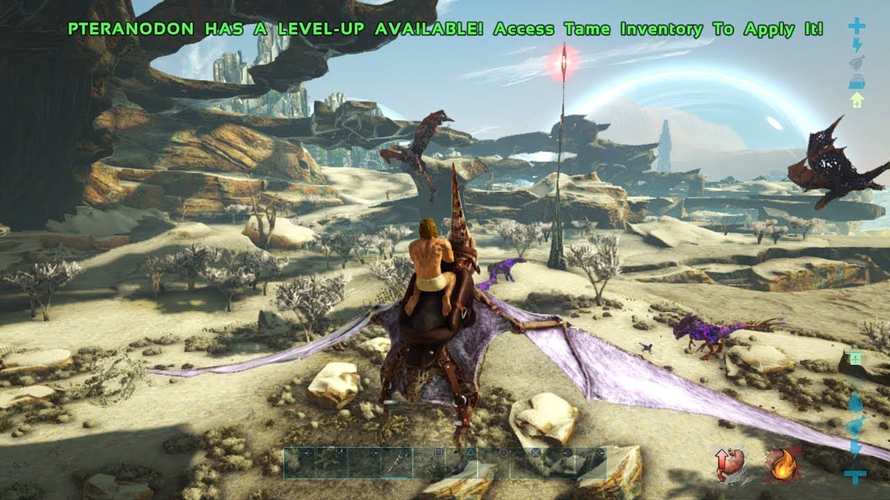 ARK EXTINCTION - ARE THERE NO WYVERN EGGS