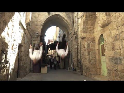 Capoeira in Jerusalem