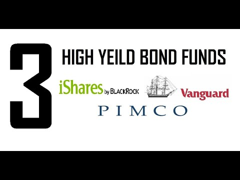 Best High Yield Bond Funds/ETFS - Are They A Good Investment?