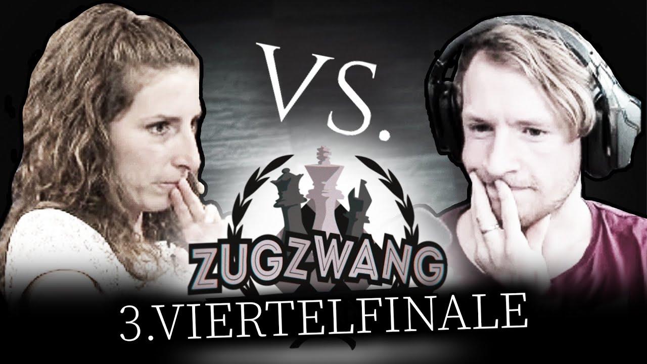 Springer am Rand...?? | @Maxim vs. Sofia | Zugzwang - Das Schachturnier