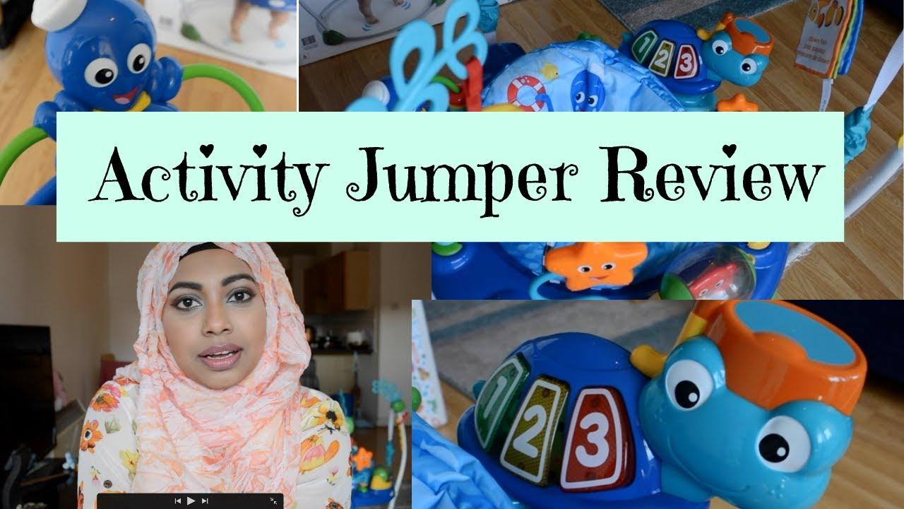 069b854a1 Baby Einstein activity jumper
