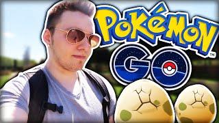 DIE WERTVOLLEN EIER SCHLÜPFEN ... !!! - Pokemon GO   DannyJesden