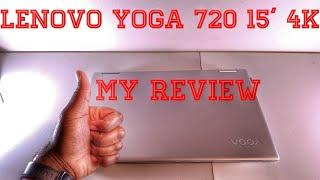 Lenovo Yoga 720: My Review    YouTuber