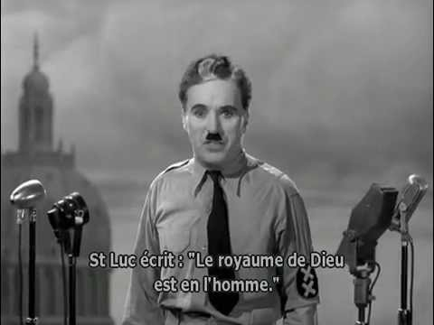 The Great Dictator (Discours final VOSTF)