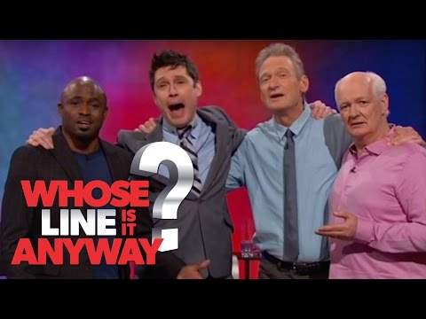Songs From The Musical 'Aisha' - Whose Line Is It Anyway? US