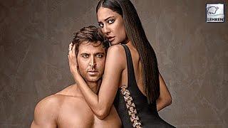 Hrithik Roshan And Lisa Haydon's Sensuous Photo Shoot | LehrenTV
