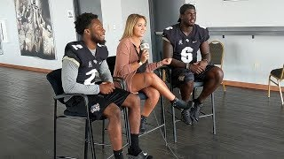 Sights & Sounds from 2019 UCF Football Media Day