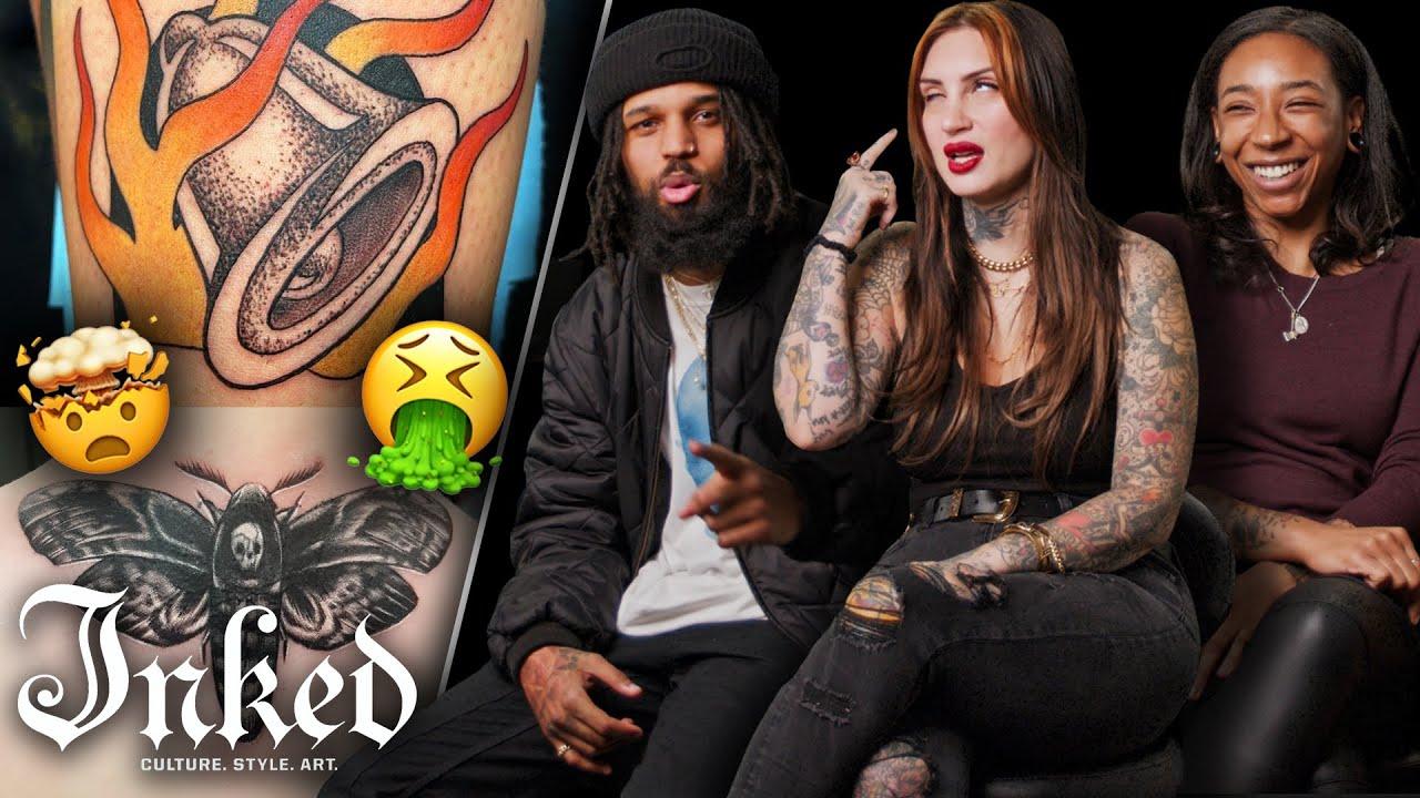 Download Tattoo Artists Judge Your Tattoos   Tattoo Artists React