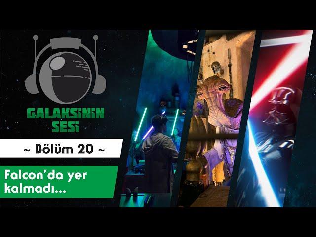 EP 20 - Falcon'da yer kalmadı!