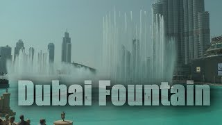 Dubai Fountain 2016-Sama Dubai- Mehad Hamad